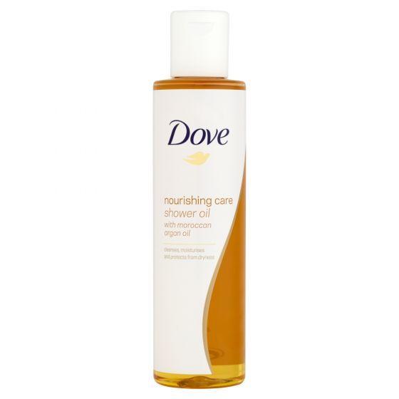 Dove Nourishing Care olejek do mycia ciała