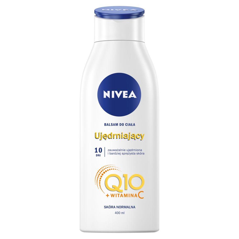 balsam ujędrniający nivea q10 plus