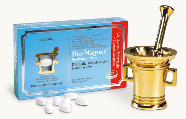 bio magnez tabletki