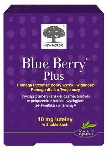 blueberry plus