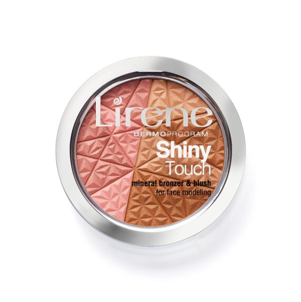bronzer lirene shiny touch