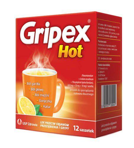 gripex hot w saszetkach