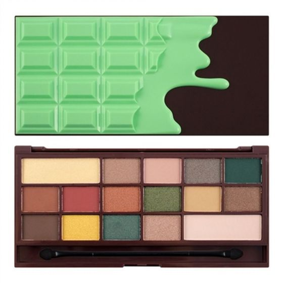 i heart makeup paleta cieni mint