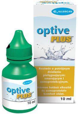krople do oczu optive z olejem rycynowym