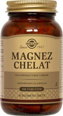 magnez chelat tabletki