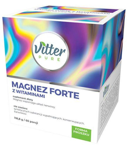 magnez witter pure