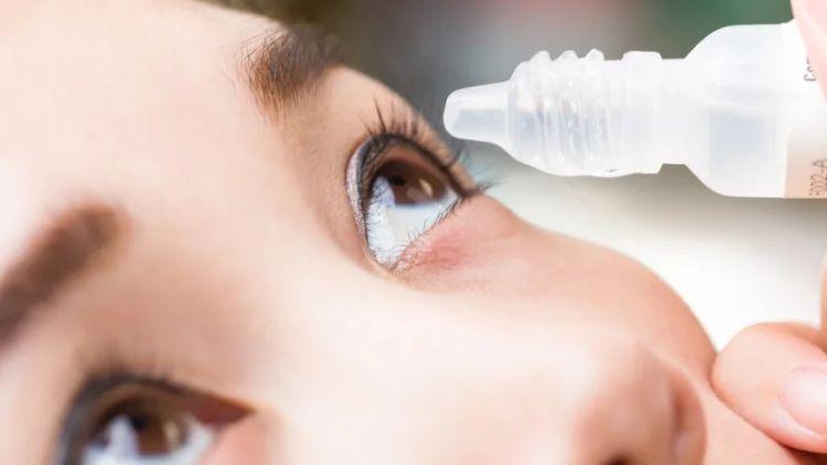 najlepsze krople do oczu na alergie