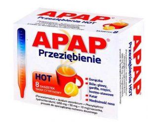 najlepszy lek na przeziębienie apap