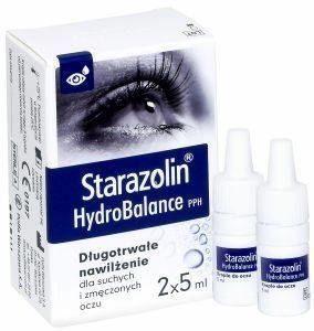 nawilżające krople do oczu starazolin hydro balance