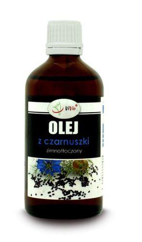 olej z czarnuszki zimnotłoczony