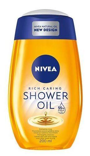 olejek pod prysznic nivea