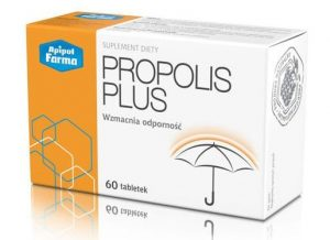 propolis plus na odporność
