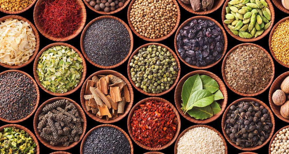 przyprawy i zioła dla zdrowia