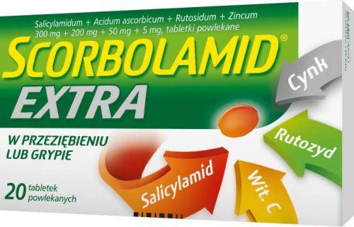 scorbolamid na przeziębienie lek najlepszy