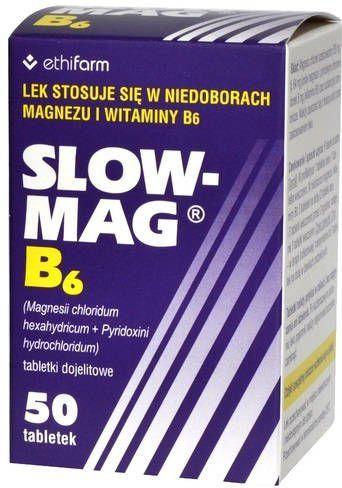 slow-mag z witaminą b6