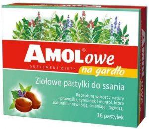 tabletki na ból gardła amolowe