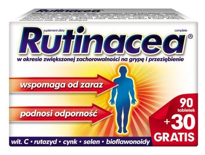tabletki podnoszące odporność rutinacea