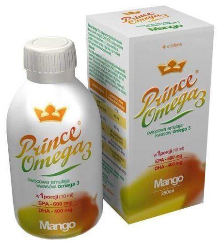 tran prince o smaku mango dla dzieci