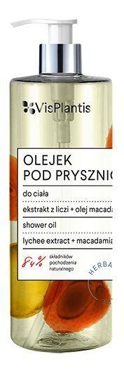 vis plantis olejek pod prysznic