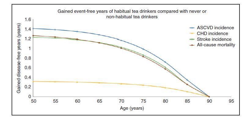 korzystny wpływ herbaty
